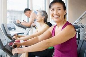 En China aumentan los gimnasios para adultos mayores
