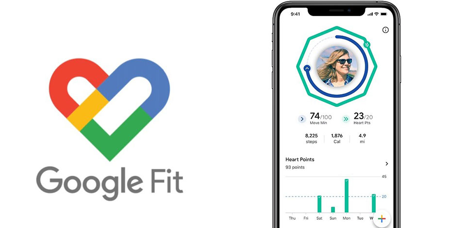 Google Fit ya está disponible para los usuarios de iOS