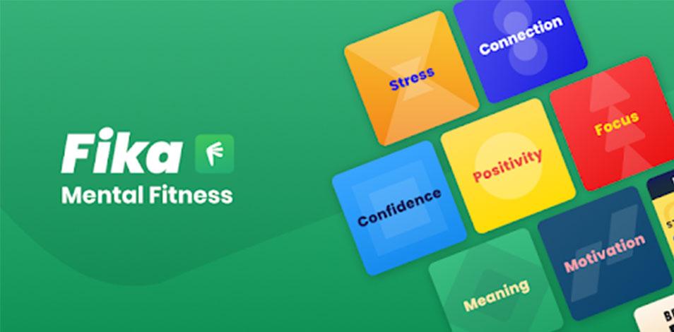 Se lanzó Fika, una aplicación de fitness emocional
