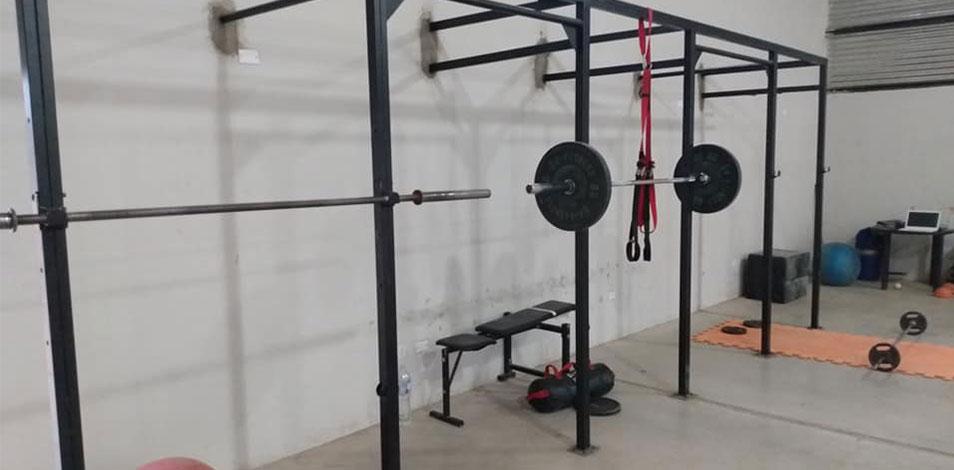 Catamarca Rugby Club inauguró su gimnasio