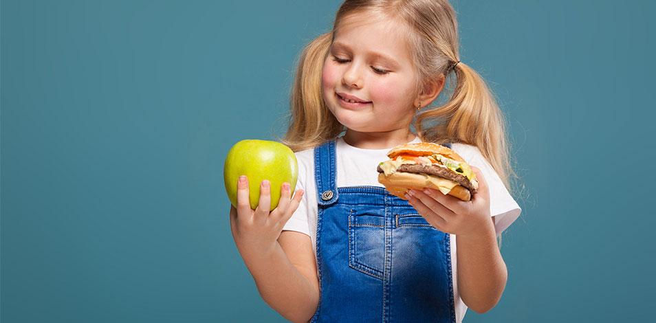 41 millones de niños menores de 5 años son obesos