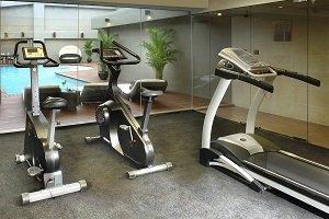 Pocos eligen hospedaje con gimnasio para las vacaciones